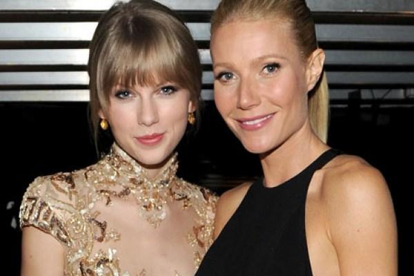 Taylor swift gwyneth paltrow