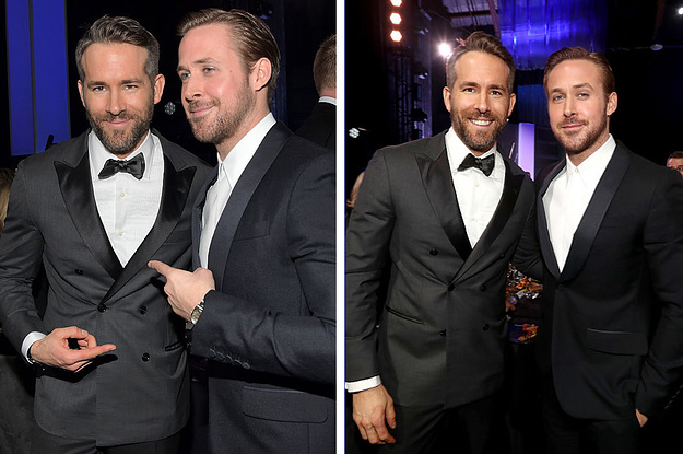 When ryan reynolds met ryan gosling and all our r 2 16015 1481538876 1 dblbig