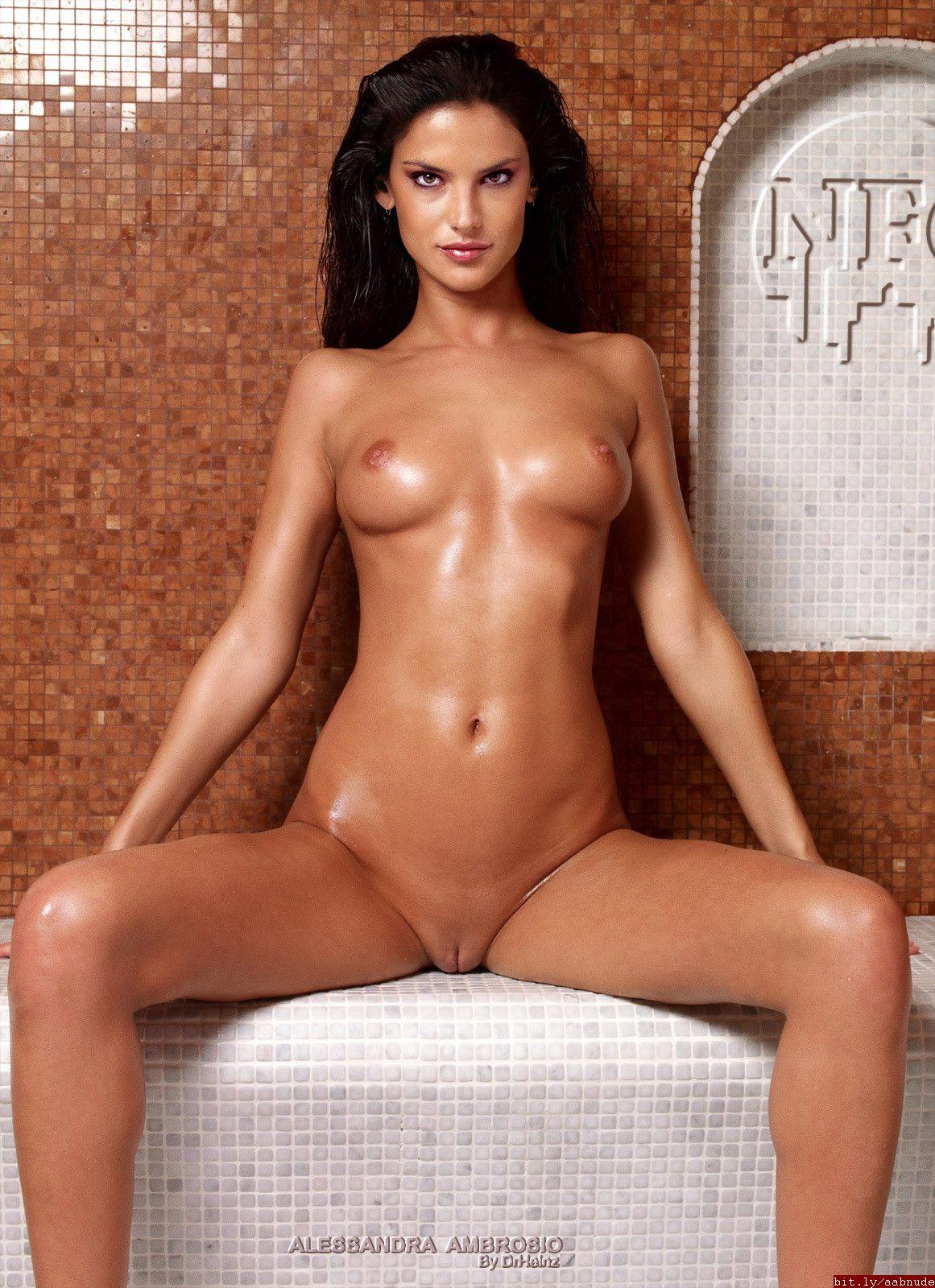 Hot nude red head women