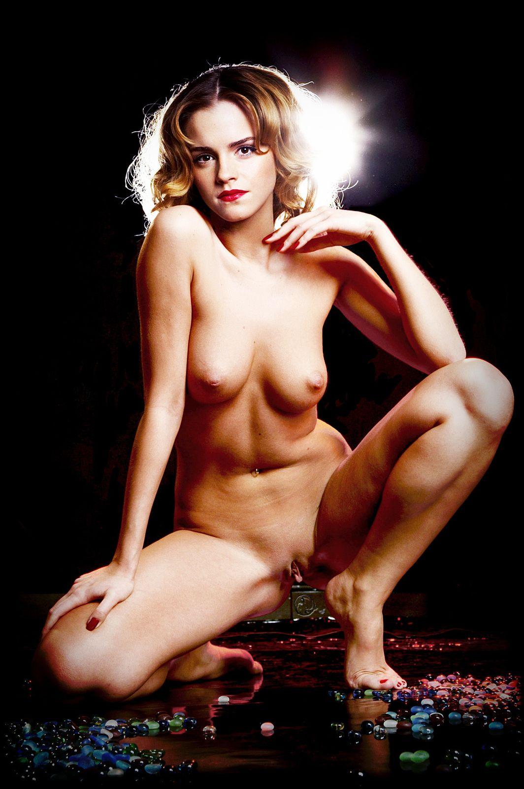 Emma watson nude body