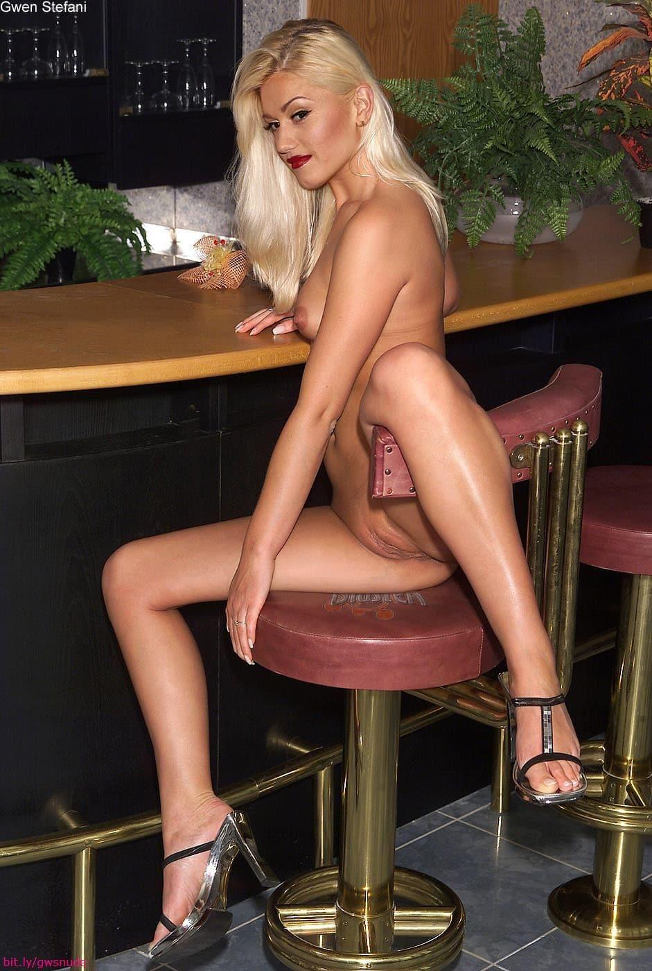 gwen stefanie nude pic