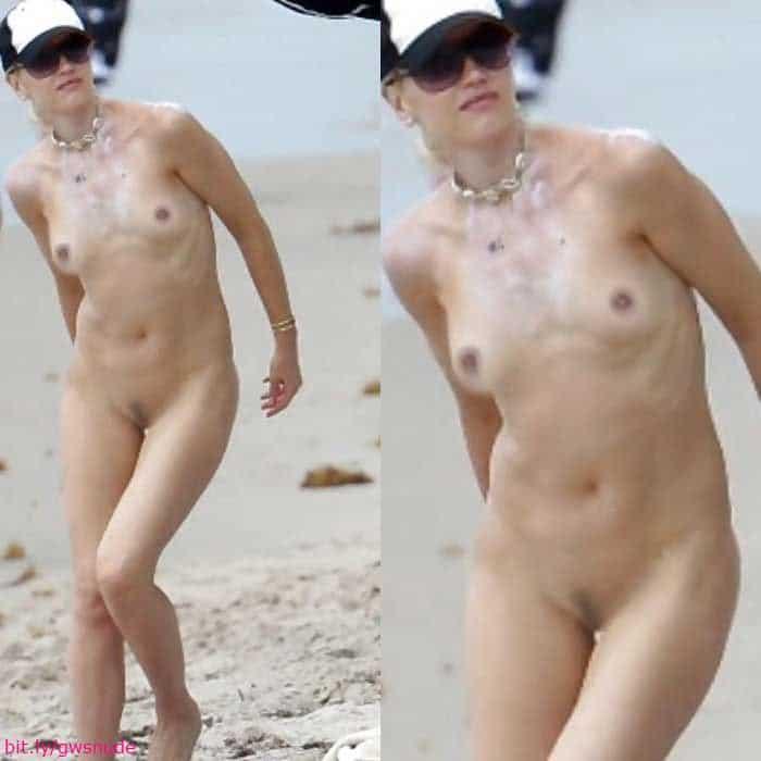 Gwen stefani nude real