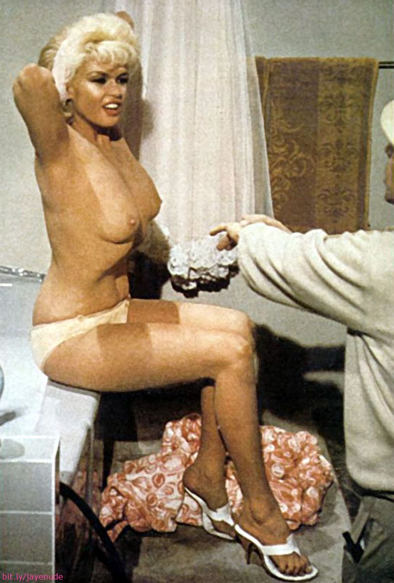 Jayne Naked jayne mansfield nude - see her most famous photos here (yes!)