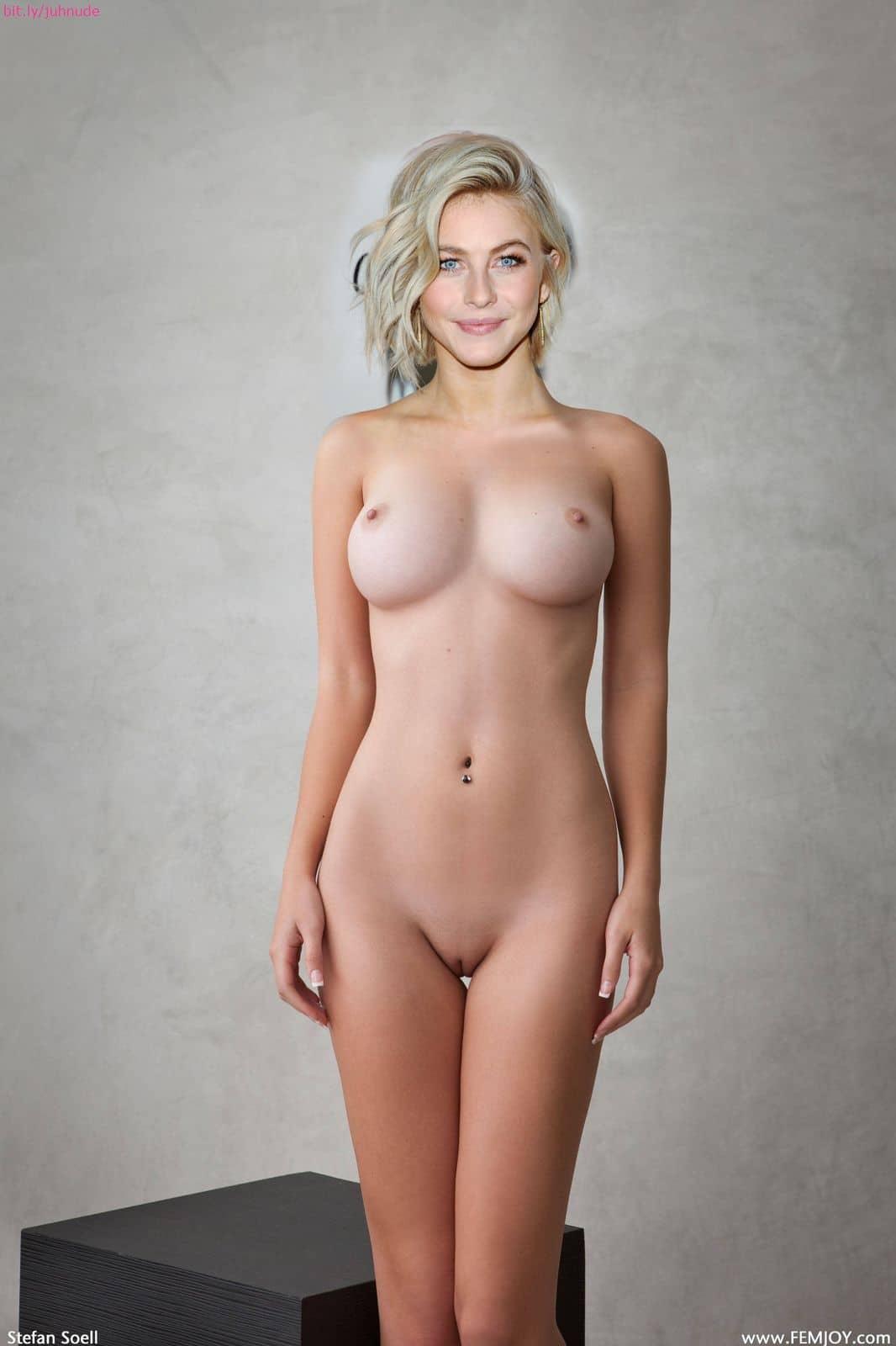 Hough naked julianne hot