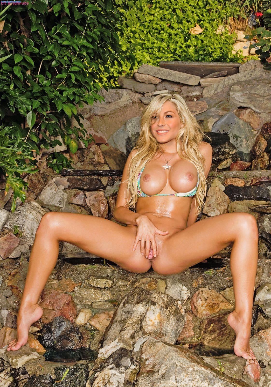 Juliana hough nude