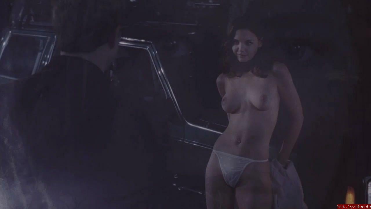 Tall naked woman big tits