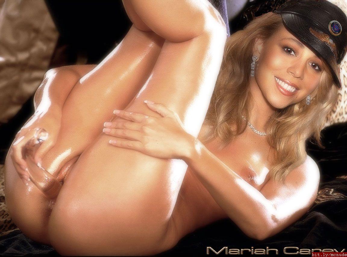 Mariah carey totally nude