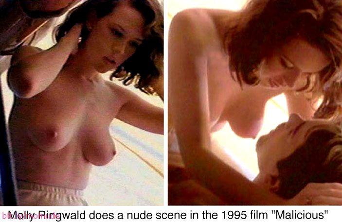 molly ringwald naked