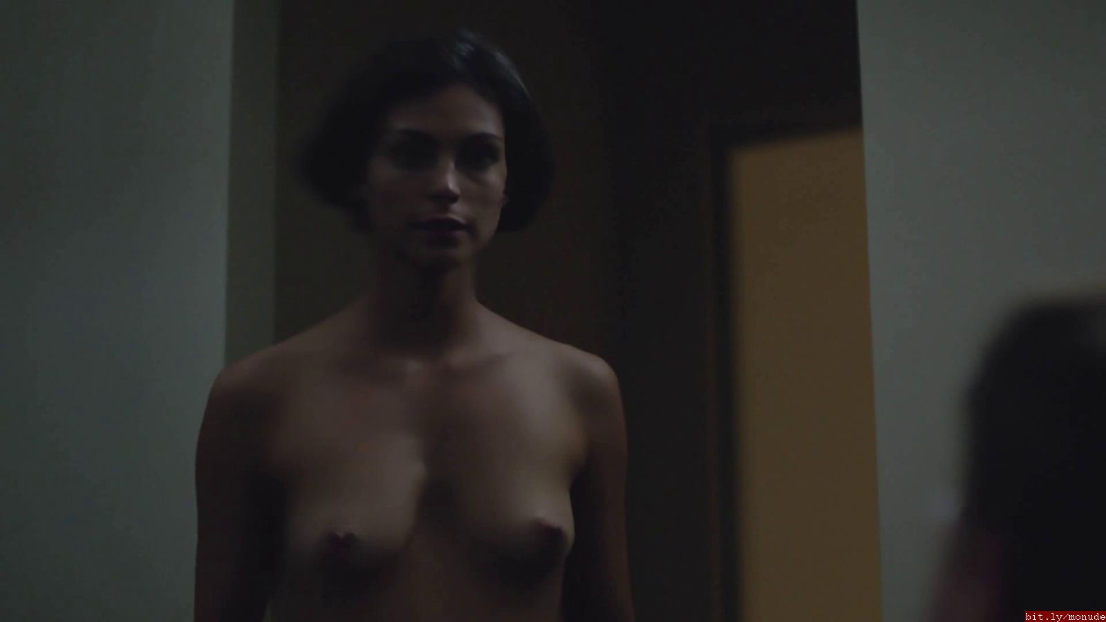 Sex nude morena baccarin