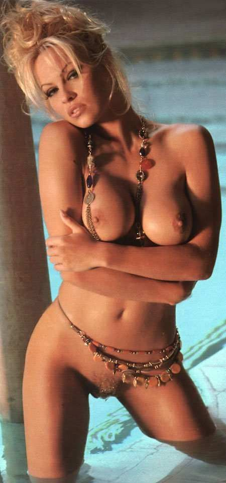 Playboy anderson young pamela