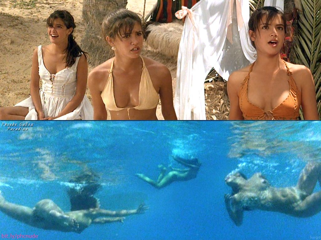 Phoebe cates nude butt are