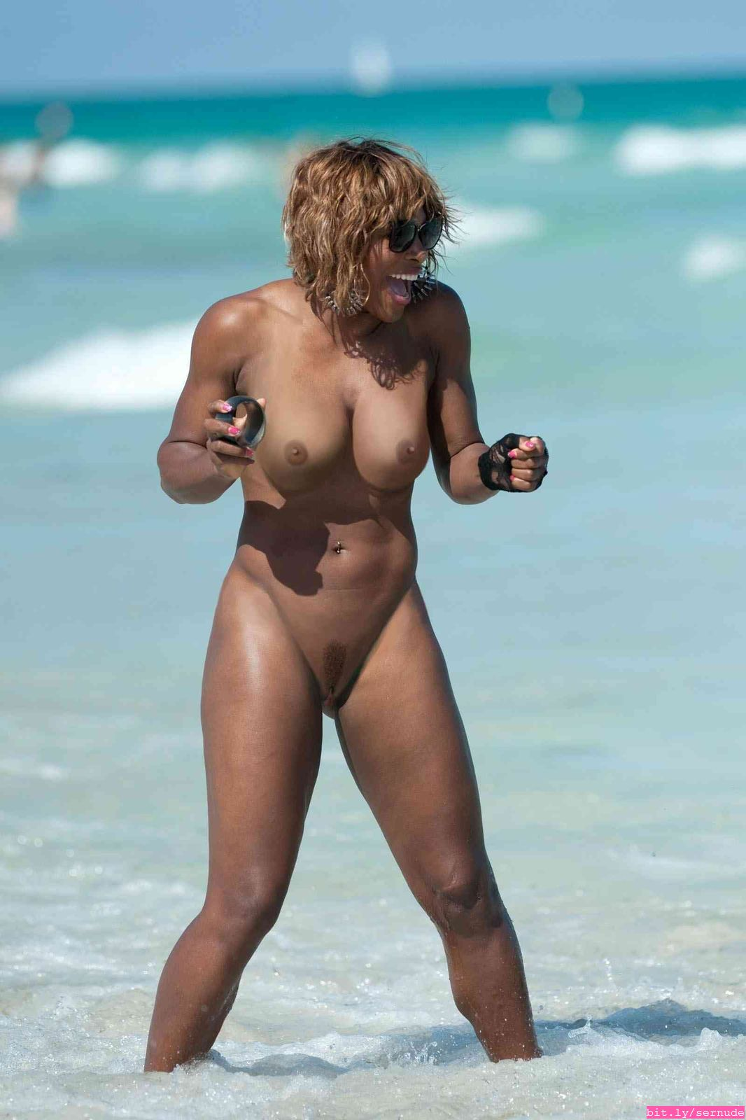 hot nude naked serena williams