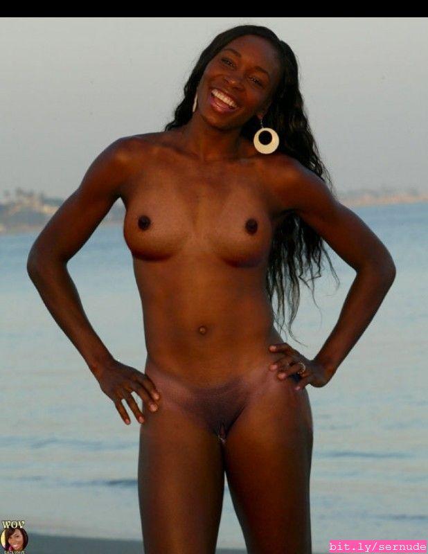 porn pictures of serena williams