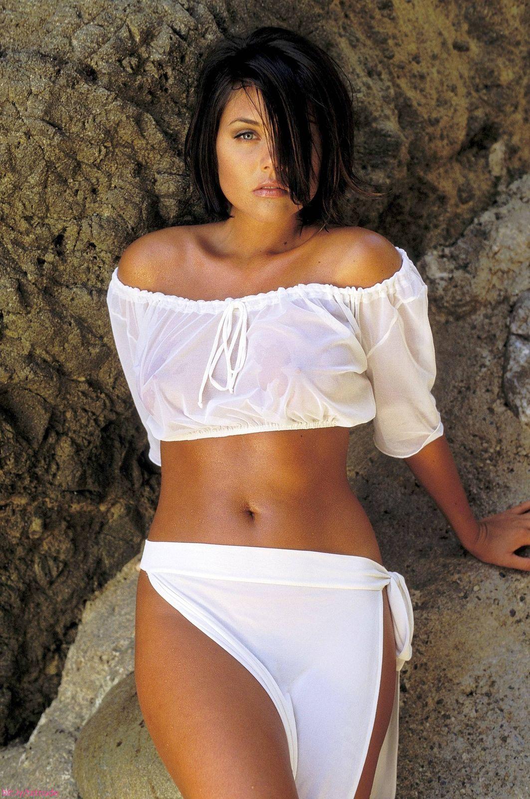 Tiffani amber thiessen nude pics